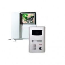 KIT-AR4LC: KIT VIDEOPORTERO A COLOR 4 HILOS LCD 4 PULGADAS