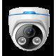 JVS-N73-HY: CAMARA IP TIPO DOMO INTERIOR 1280X960 ONVIF CLOUDSEE LENTE 3.6MM AUDIO