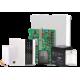 KIT-600-PAK2: KIT DE ALARMA, 01/TECLADO RPX6-GT, 01/CONTROL XP-600, 01/PIR-1500, 01/CT-PSBAT1240, 01/TRF-12, 01/ CT-S15W