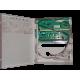 NP-XP-600-SPN: PANEL DE ALARMA 6 ZONAS SERIE EXPRESS TARJETA Y GABINETE METALICO