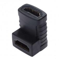 /CT-CONHDA90-HH : COPLE HDMI  HEMBRA-HEMBRA 90 GRADOS CAMBIADOR DE GENERO