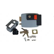 QLOCK QL-MG34D: CHAPA ELECTRICA APERTURA DERECHA, CON BOTON, LLAVES TIPO LOCK