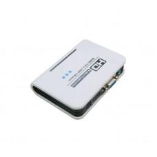 CT-ACHDAV :  CONVERTIDOR HDMI A VGA 1080P C/AUDIO