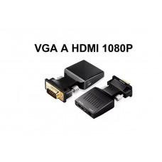 /CT-ACVGA2HDM01: CONVERTIDOR VGA A HDMI  1080P C/AUDIO