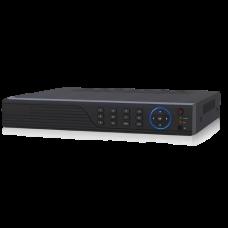 CT-NV-6116: DVR PENTAHIBRIDA 16 C. ANALOGOS, 16IP, RES. 1080P 30FPS POR CANAL