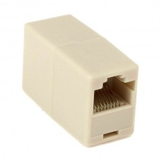CW-CP5001:  COPLE IN-LINE DOBLE HEMBRA RJ45 CAT5e.