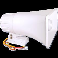 CT-ALS30W: SIRENA EXTERIOR DOS TONOS 30W 120 dB