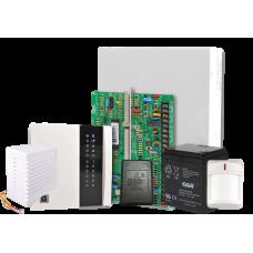 /AKIT-600-PAK2:  KIT DE ALARMA, 01/TECLADO RPX6-GT, 01/CONTROL XP-600, 01/PIR-1500, 01/CT-PSBAT1240, 01/TRF-12, 01/ CT-S15W