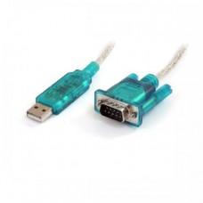 CT-ACUSB2RS232:  CABLE USB A RS232 ADAPTADOR INC. Cd CON CONTROLADORES